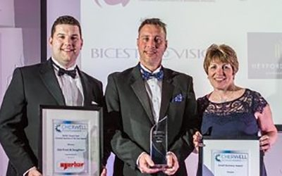 Cherwell Business of The Year Award 2017