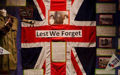 World War 1 – Lest We Forget