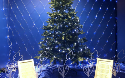 Christmas Memorial Tree display for 2019