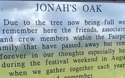 Fairport's Cropredy Convention – Jonah's Oak